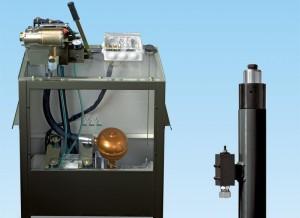Standart Silindir Hidrolik Güç Ünitesi Kombinasyonları
